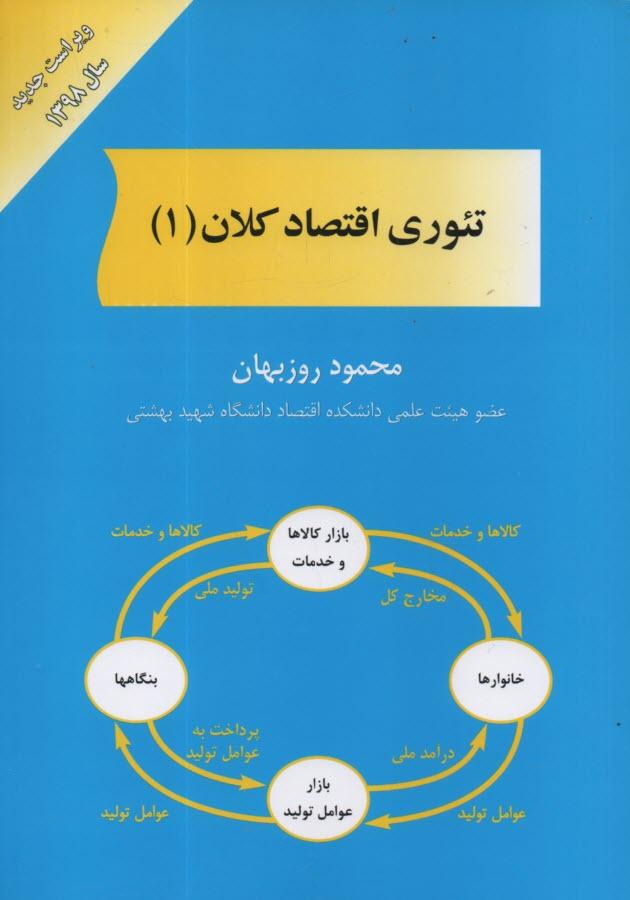 www.payane.ir - تئوري اقتصاد كلان (1)