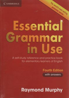 www.payane.ir - Essential grammar in use: a self-study reference and practice book for elementary students of English: with answers