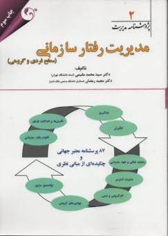 www.payane.ir - مديريت رفتار سازماني (سطح فردي و گروهي)