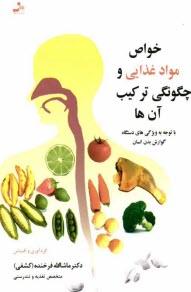 www.payane.ir - خواص مواد غذايي و چگونگي تركيب آنها: با توجه به ويژگيهاي دستگاه گوارش بدن انسان