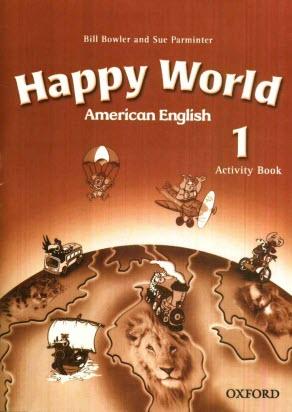 www.payane.ir - Happy world: American English 1: activity book