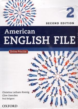 www.payane.ir - American English file: student book 2